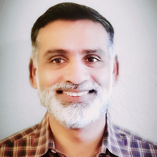 Abdulla Kagalwalla portrait