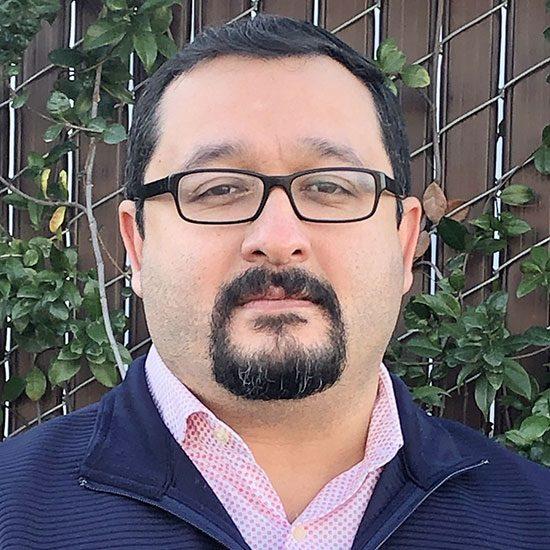 Jesus Martinez portrait
