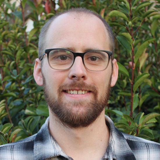 Kyle Tos portrait